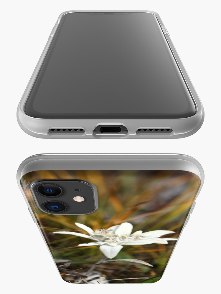 Alternate view of Alpine Edelweiss iPhone Case & Cover