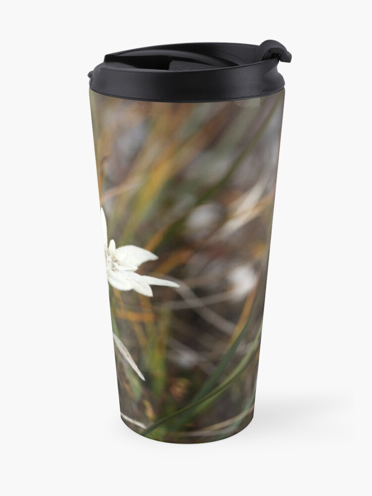 Alternate view of Alpine Edelweiss Travel Mug