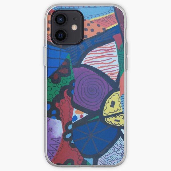 kente cloth iPhone Soft Case