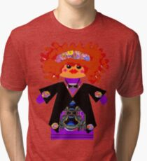 Lara, My Little Russian Rag Doll Tri-blend T-Shirt