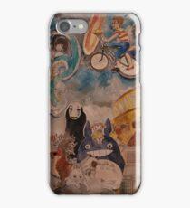 Miyazaki iPhone Case/Skin