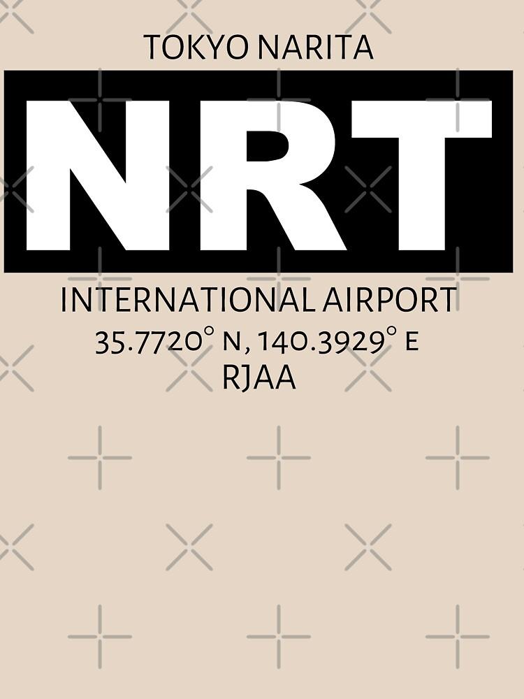 Tokyo Narita International Airport NRT by AvGeekCentral