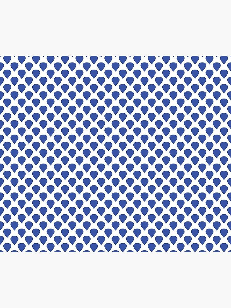 Blue drops by starchim01