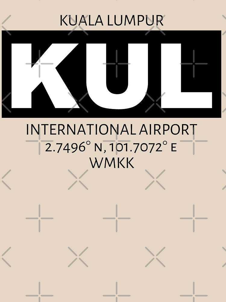 Kuala Lumpur International Airport KUL by AvGeekCentral