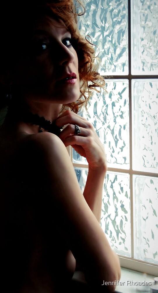 In the Half Light by Jennifer Rhoades