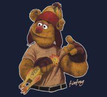 Firefrog (Firefly / The Muppets) - Jayne / Fozzie