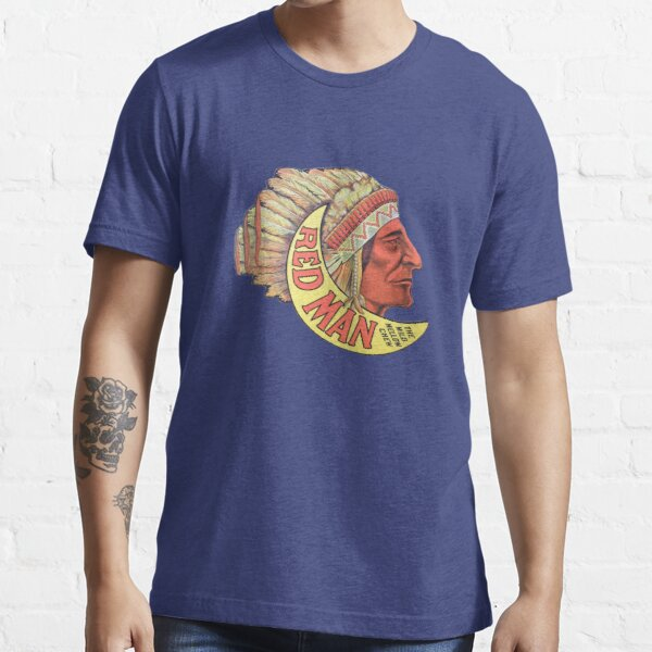 Red Man - Vintage Chewing Tobacco Ad Essential T-Shirt
