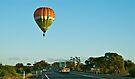 Balloon Chasing by Helen Vercoe