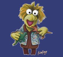 Firefrog (Firefly / The Muppets) - Wash / Wembley Fraggle