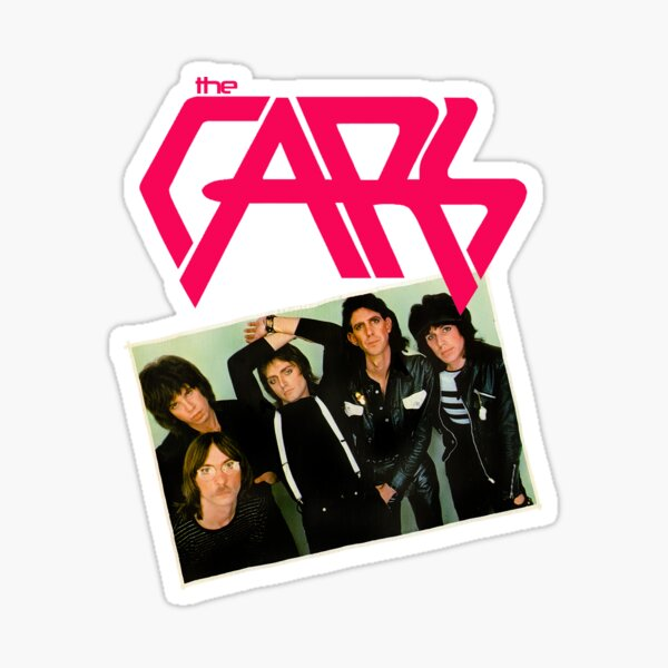 The Cars - Just What I Needed Sticker