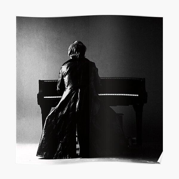 le meilleur de l'homme fusée elton hercules john et piano Poster