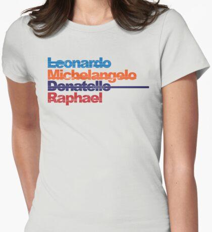 Leonardo, Michelangelo, Donatello, Raphael T-Shirt