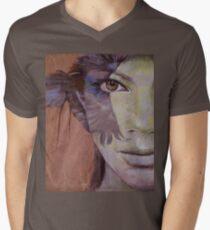 Huntress Men's V-Neck T-Shirt