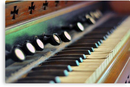 Keys of Ivory - Original by Melissa-Louise