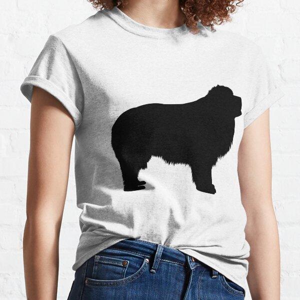 Newfie Love is Big Love Classic T-Shirt