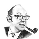 Eric Morecambe by Margaret Sanderson