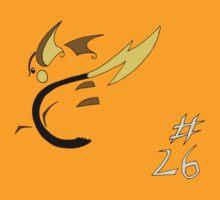 Pokemon 26 Raichu