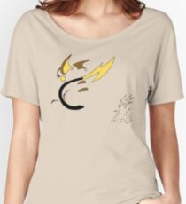 Pokemon 26 Raichu Women's Relaxed Fit T-Shirt