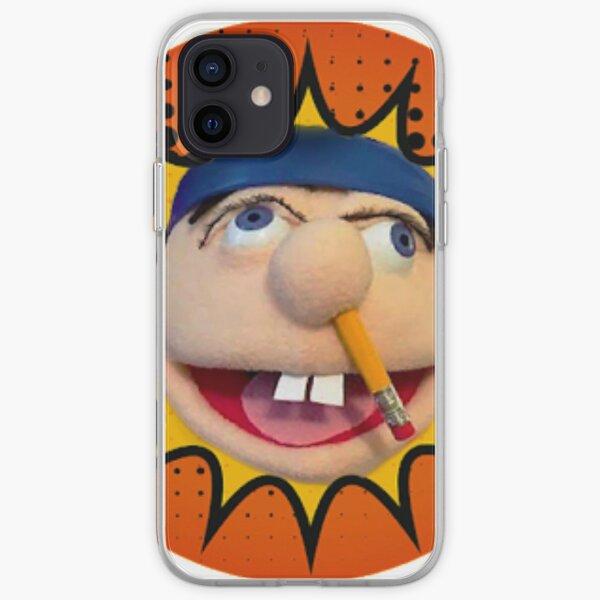 SML Jeffy iPhone Soft Case