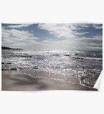 The Silver Sea. Poster