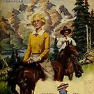 Vintage Summer Tours Catalog by Douglas E.  Welch