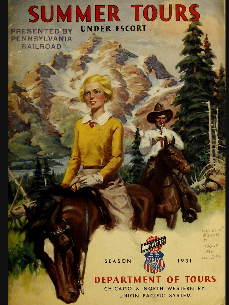 Vintage Summer Tours Catalog by douglasewelch