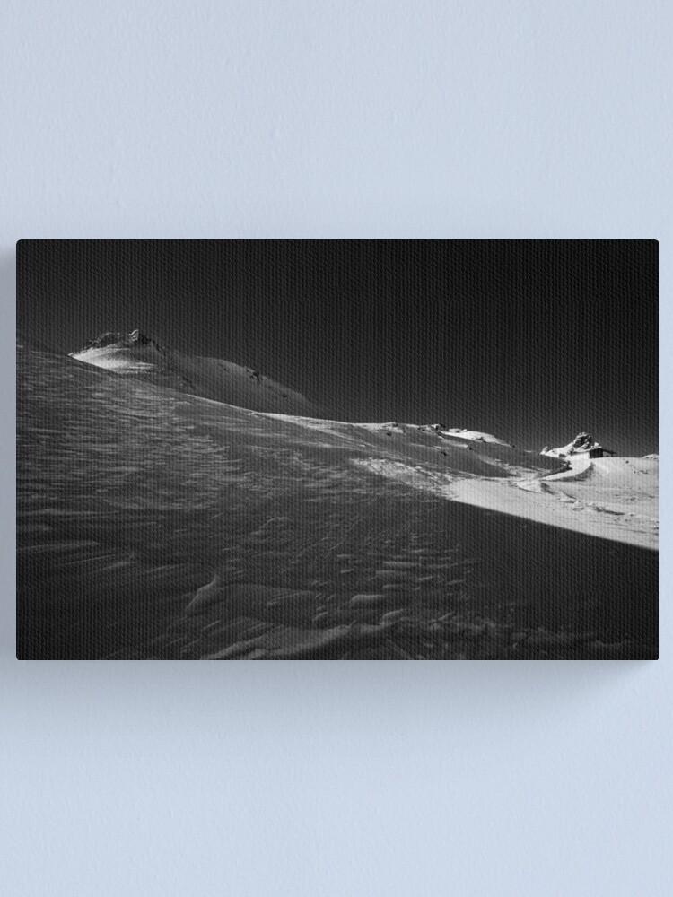 Alternate view of Gasteinertal Alps #6 Canvas Print