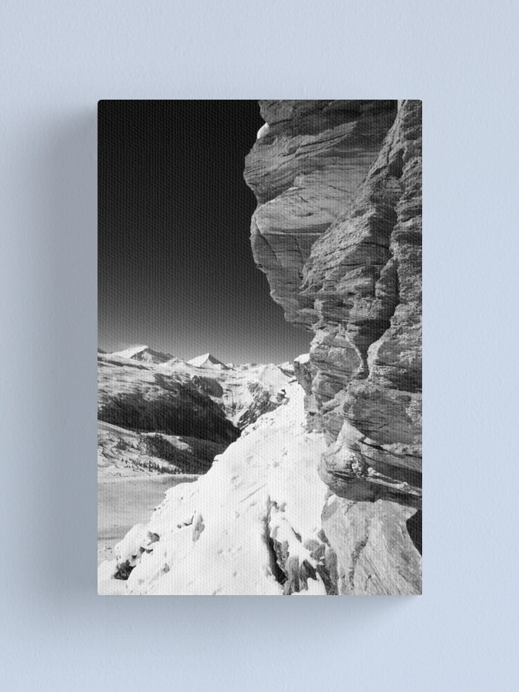 Alternate view of Gasteinertal Alps #5 Canvas Print