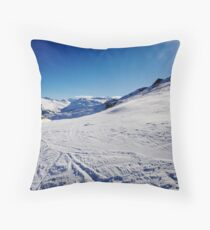 Gasteinertal Alps #4 Throw Pillow