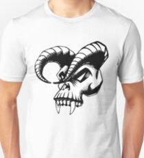 Plague Skull Unisex T-Shirt