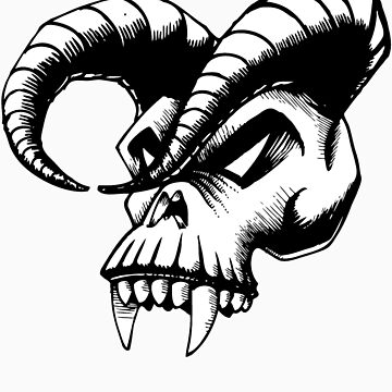 Plague Skull by perovesleen