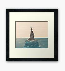 Windmill Island Framed Print
