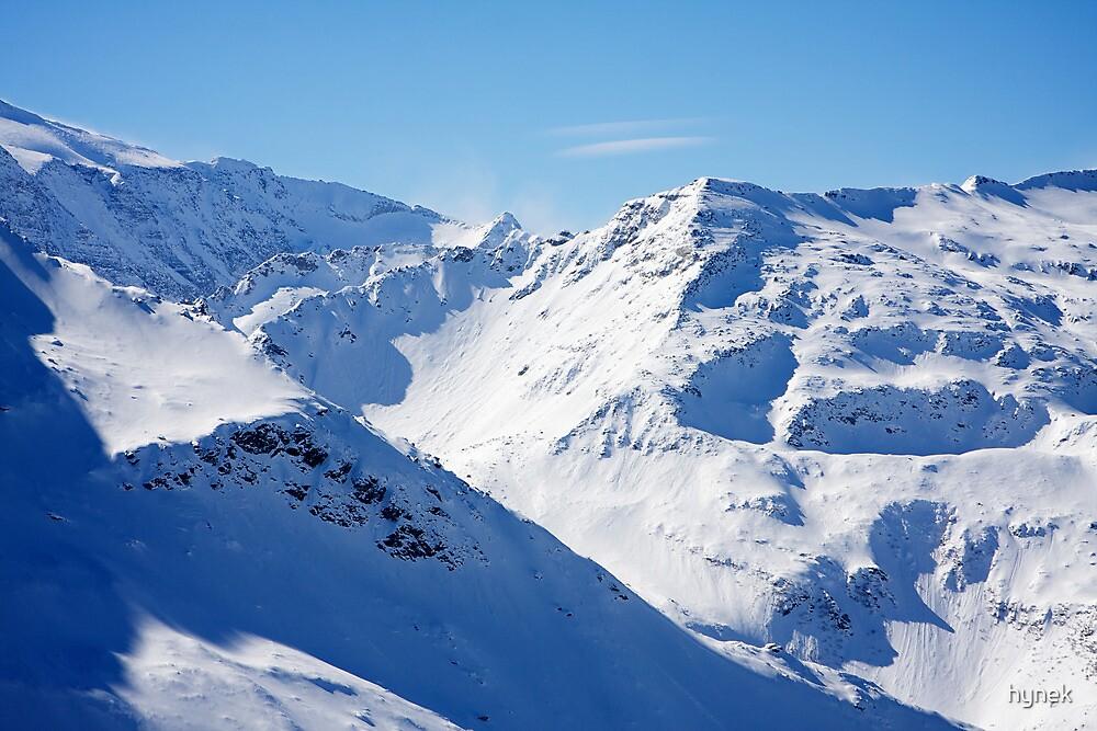 Gasteinertal Alps #1 by hynek