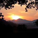 Sundown, You'd Better Take Care... by Hank Eder