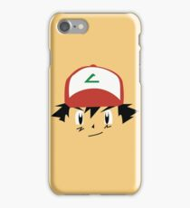 Ash Ketchum iPhone Case/Skin