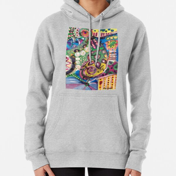 Blog by Margo Humphries Pullover Hoodie