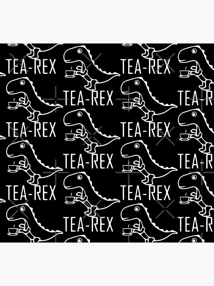 Tea-Rex animal Crossing Funny Dianosaur Slim Fit T Shirt  by apoorvpatel