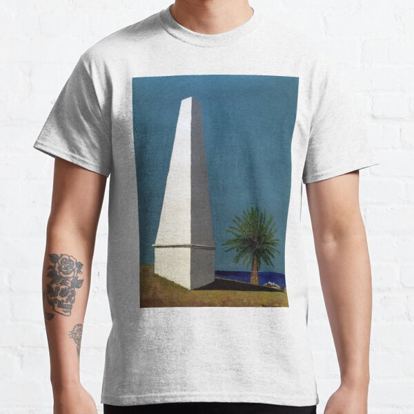 Newcastle Obelisk by Margo Humphries Classic T-Shirt