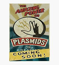 BioShock – The Amazing Power of Plasmids! Photographic Print