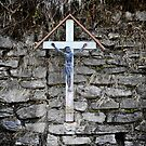 Roadside Cross by hynek