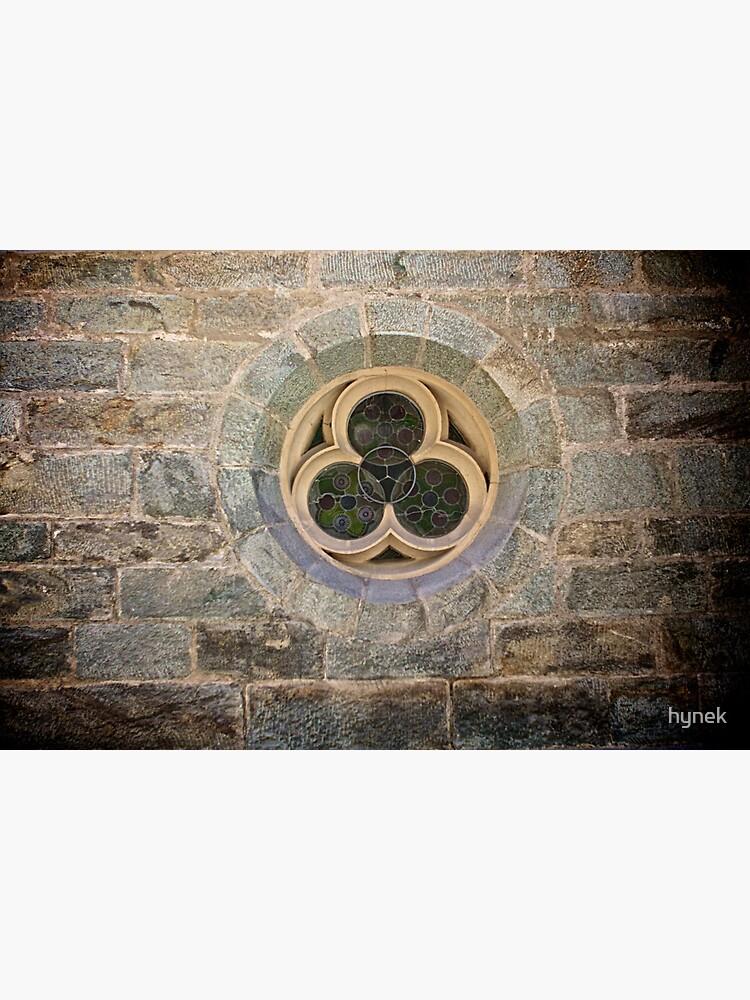 Parish Church Window by hynek