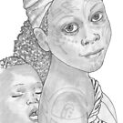 The Maternal Tribe by redqueenself