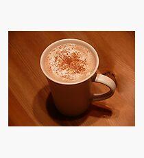 Hot Cocoa Photographic Print