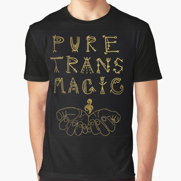 Pure Trans Magic Graphic T-Shirt