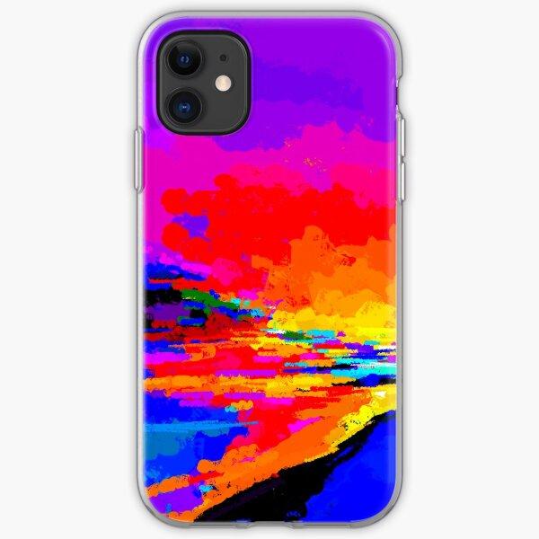 Hawaiian afternoon iPhone Soft Case