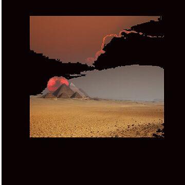 Egypt Dark by Dozi