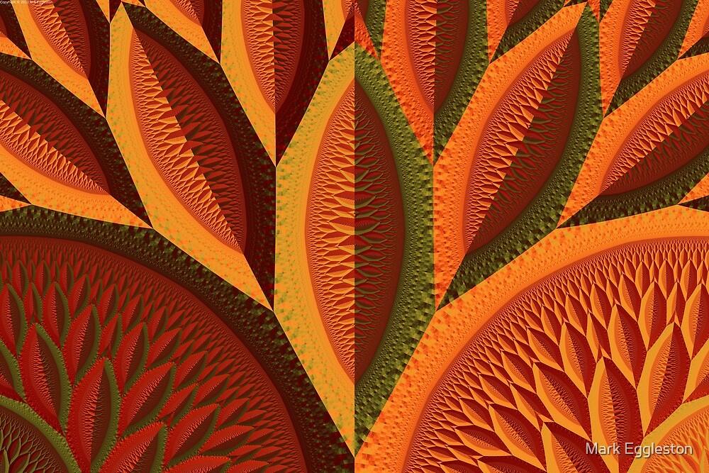 Gaussian Tree Detail by Mark Eggleston