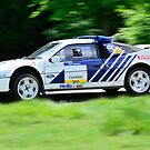 Ford RS200 by Willie Jackson
