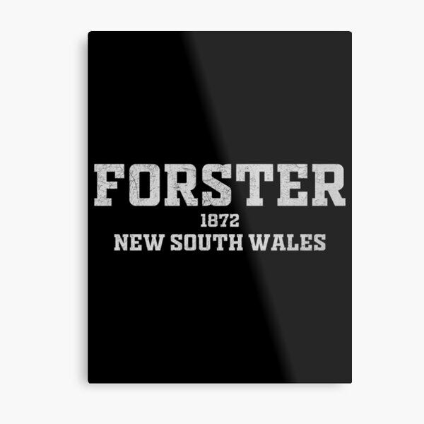 Forster New South Wales Metal Print