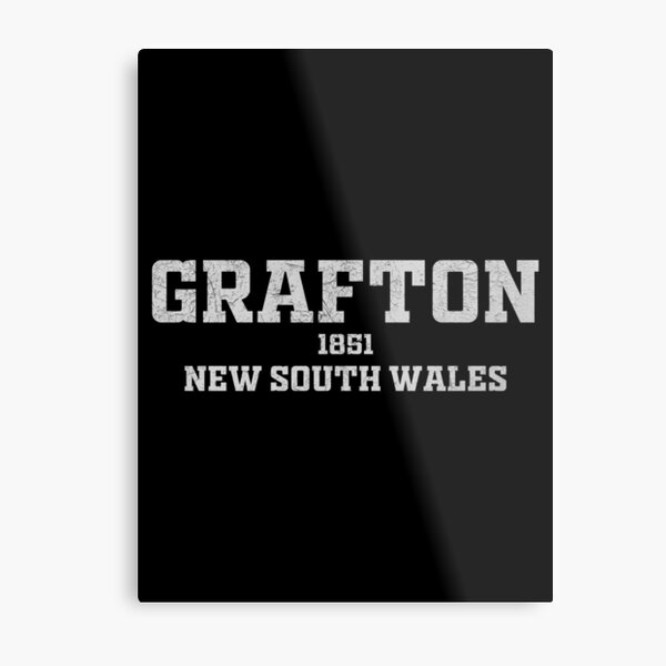Grafton New South Wales Metal Print